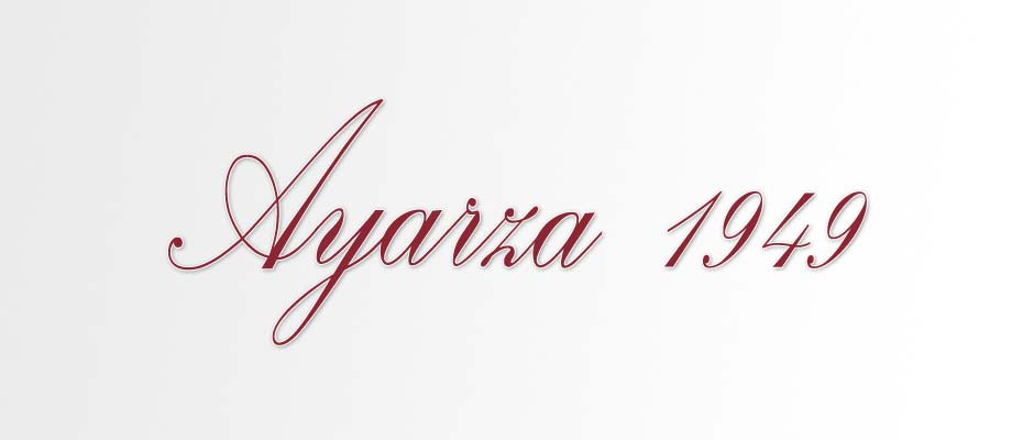 Patisserie Ayarza 1949 Logotype huge
